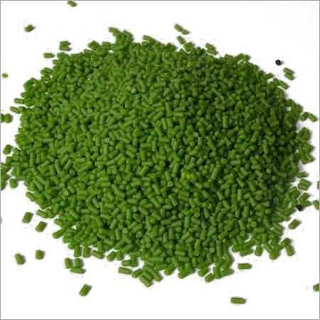 Green Pvc Granules