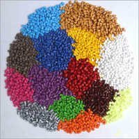 Coloured Pvc Granules