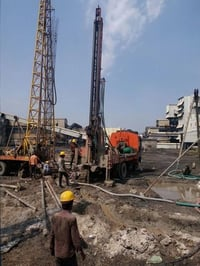 Truck Mounted Piling Rig Services