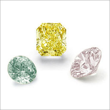 Color CVD/HPHT Diamond