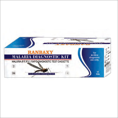 Malaria Diagnostic Kit