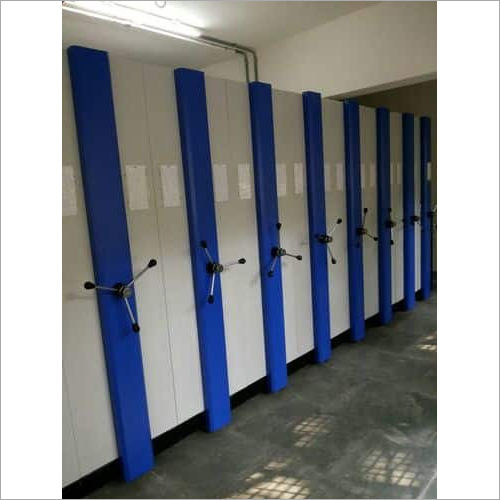 Steel Storage Systems compactor