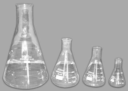 Erlenmaryer Flasks Narrow Neck