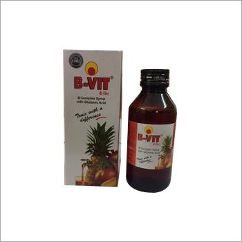 B-Complex Syrup with Glutamic acid