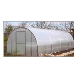 Tunnel Type Green Poly House