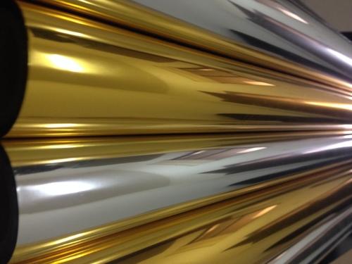 Gold & Silver Foil