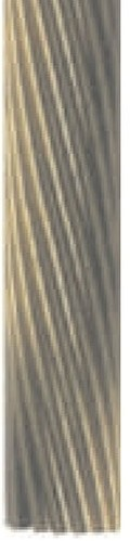 Bare Copper Conductor DIN 48201-1 Standard
