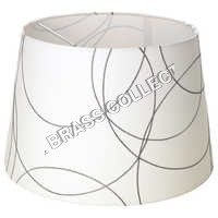 Tepared Drum Embroidery Lamp Shade