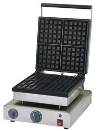 Waffle Square Machine