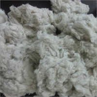 polyester cotton flat waste