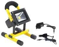 LED Rechargeable Emergency Flood Light 10-Watt