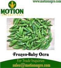 Frozen Baby Okra