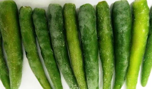 Frozen Green Chilly