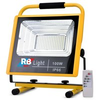 Rechargeable LED Flood Light 50-Watt