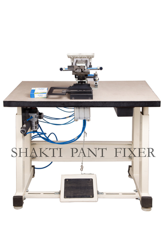 Hook Fixing Machine