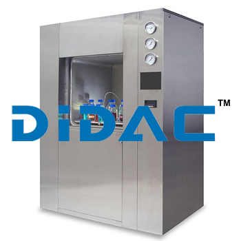 Square Autoclave 125 To 735 Litre