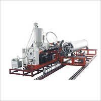 HDPE Wall Pipe Extrusion Line