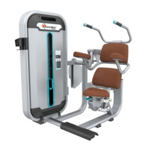 Abdominal Machine-isolater