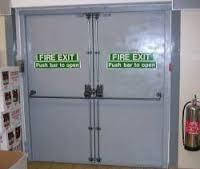 Fire Emergency Doors
