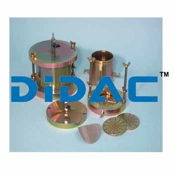 Compaction Permeameter Dia 4