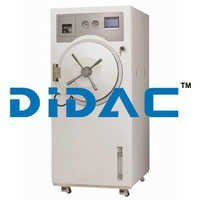 Horizontal Pulse Vacuum Sterilizer Autoclave