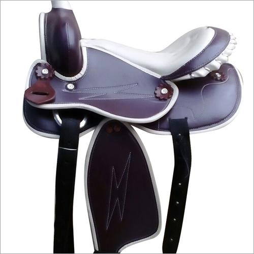 Synthetic Western Saddles