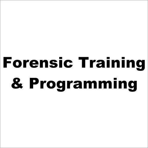 Forensic Training & Education