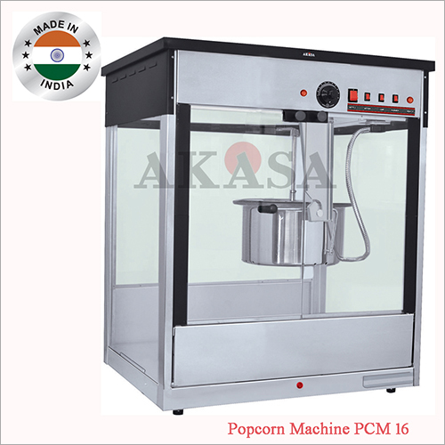 AKASA ELECTRIC Commercial Popcorn Machine - 300 gms