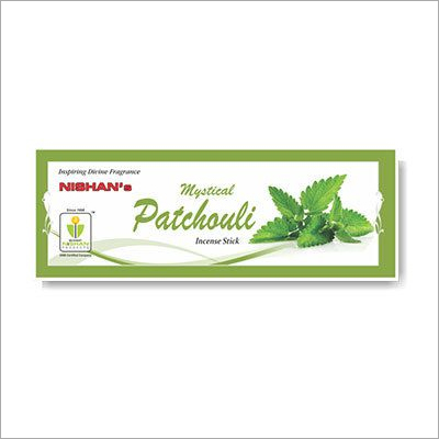 Patchouli Incense Stick Small Pouch Pack