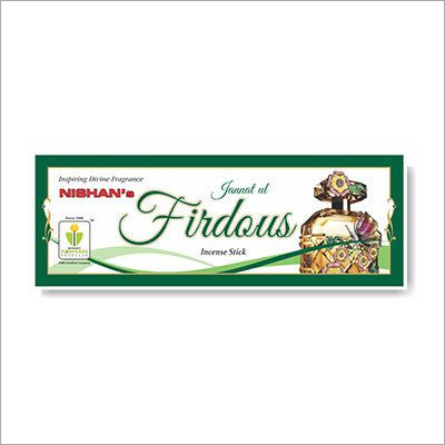 Firdous Incense Stick Small Pouch Pack