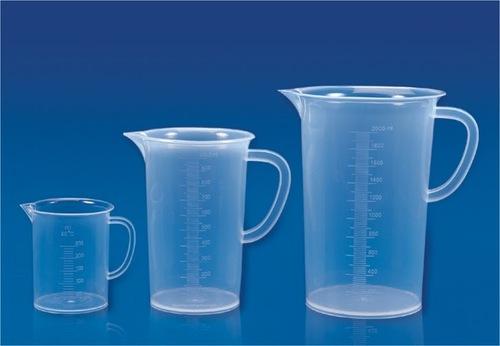 Measuring Jug Graduated Plastic