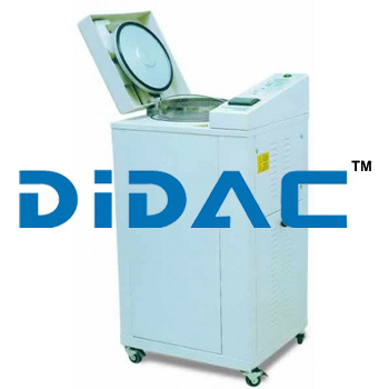 Top Loading portable sterilizer