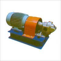 Base Oil Transfer Pump