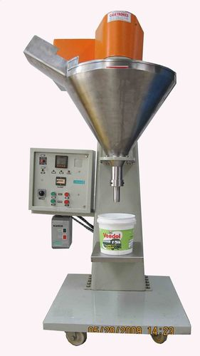 Semi Automatic Grease Filling Machine