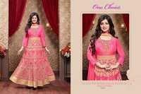 GANGOUR (RAISA) Straight Salwar Suits Wholesale