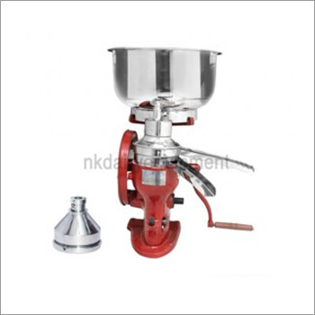 Cream Separator 100 LPH Hand Operated