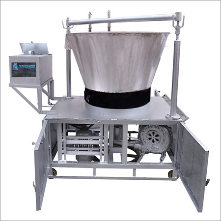 Khoya Mawa Making Machine Basic Model 160 LTR