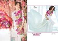 SANA SAFINA (PREMIUM SUMMER COLLECTION) Straight Salwar Kameez Wholesale