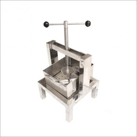 Paneer Press Manual-Paneer Press Hand Operated