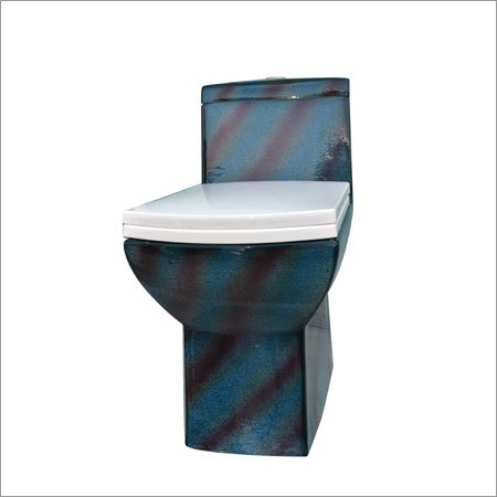 Modern One Piece Water Closet