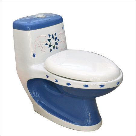 Color One Piece Water Closet