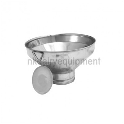 Milk Strainers Stainless Steel