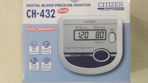 Citizen Digital Blood Pressure Monitor