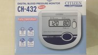 Citizen Digital Blood Pressure Monitor