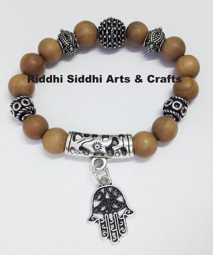 Sandalwood Charm Bracelet
