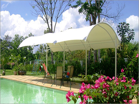 Swimming Pool Tensile Coverings