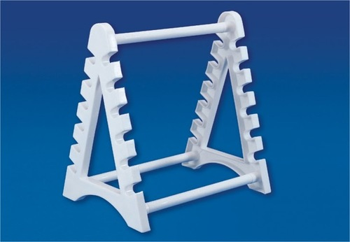 Pipette Stand (Horizontal)