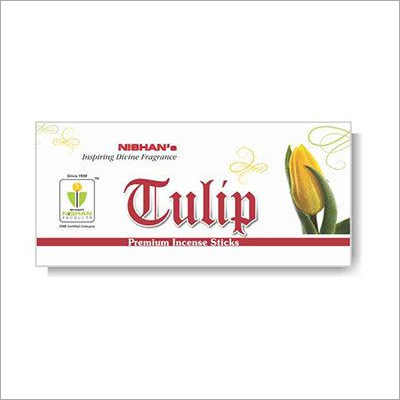 Tulip Premium Incense Sticks Small Pouch Pack