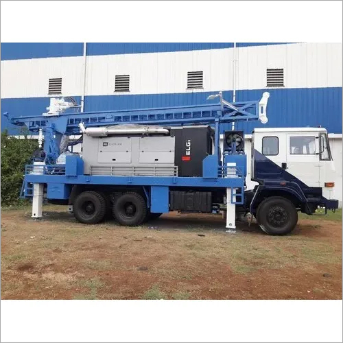 Borewell Drilling Rig Drilling Depth upto 300 Meters