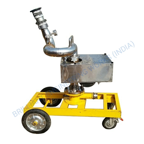 Portable Trolly Mounted Oscillating Water Monitor
